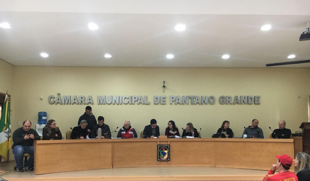 Câmara realiza Licitação para reforma e ampliação do prédio